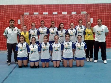 BM Dos Hermanas 21-24 Cajamar A (Final Femenina)